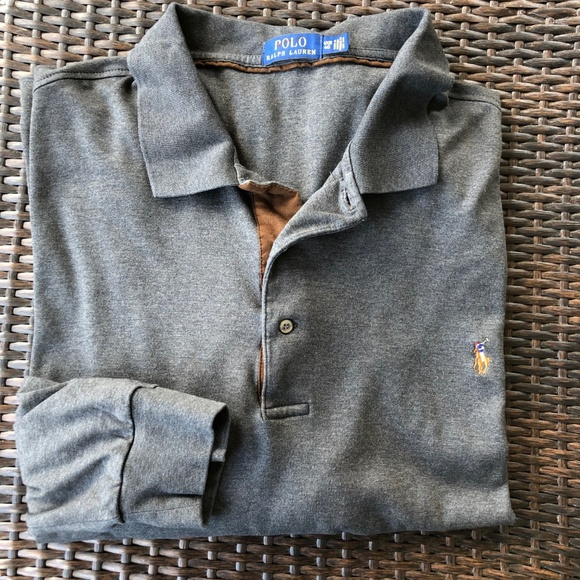 Polo by Ralph Lauren Other - Polo Long Sleeve Men's Colored Pony 4XB 4XL XXXXL